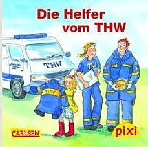 Das THW-Pixibuch